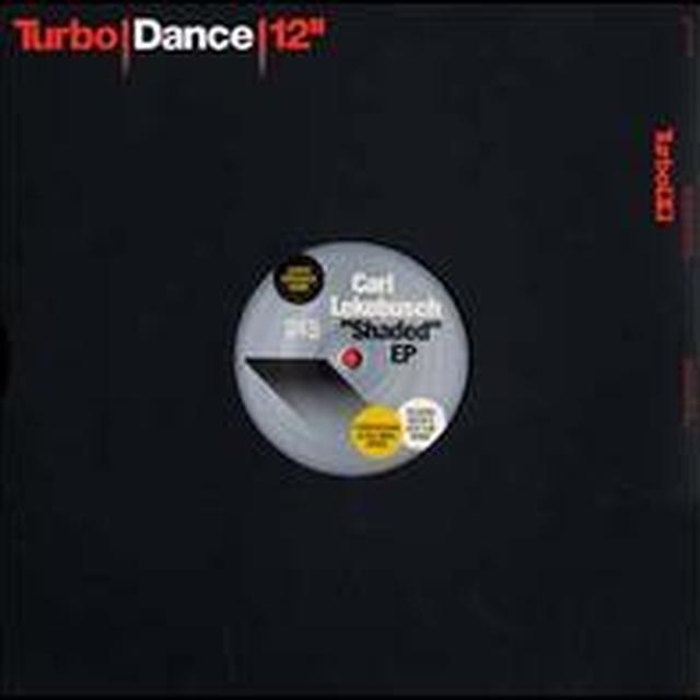 Cari Lekebusch SHADED Vinyl Record
