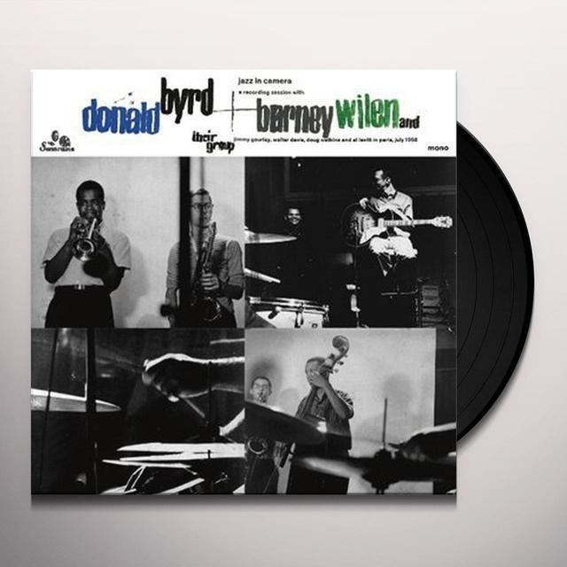 Donald Byrd & Barney Wilen JAZZ IN CAMERA Vinyl Record