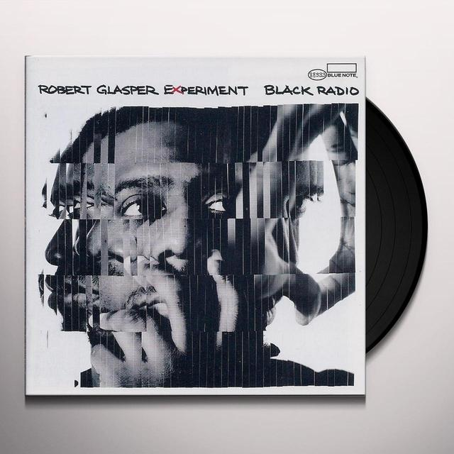 Robert Glasper Experiment BLACK RADIO Vinyl Record
