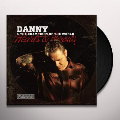 Danny & The Champions Of The World HEARTS & ARROWS Vinyl Record