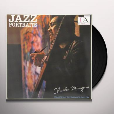 Charles Mingus JAZZ PORTRAITS Vinyl Record