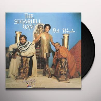 The Sugarhill Gang 8TH WONDER Vinyl Record