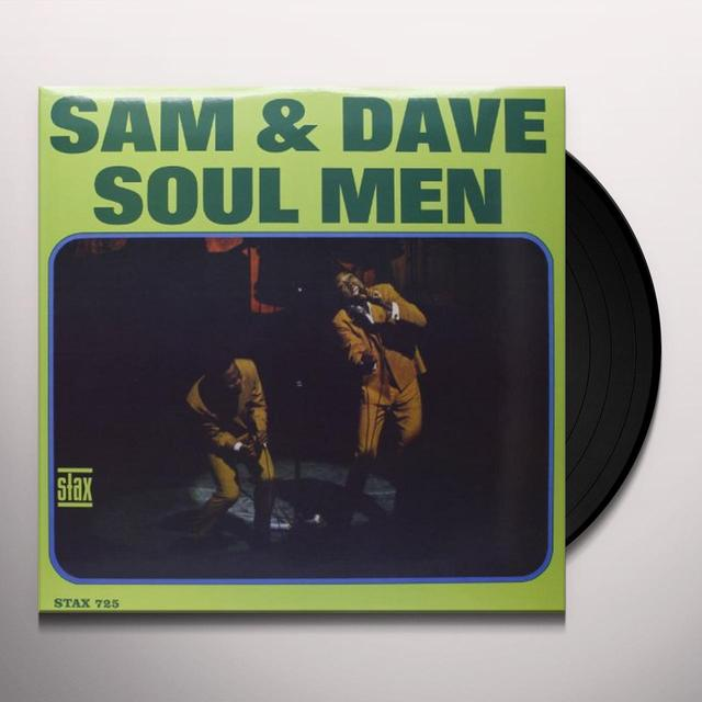 Sam & Dave SOUL MEN Vinyl Record