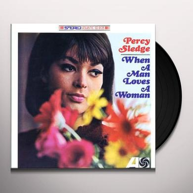 Percy Sledge WHEN A MAN LOVES A WOMAN Vinyl Record