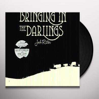 Josh Ritter BRINGING IN THE DARLINGS Vinyl Record - MP3 Download Included
