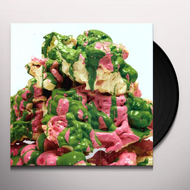 Battles DROSS GLOP 3 Vinyl Record