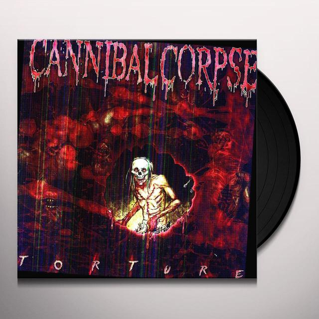 Cannibal Corpse TORTURE Vinyl Record