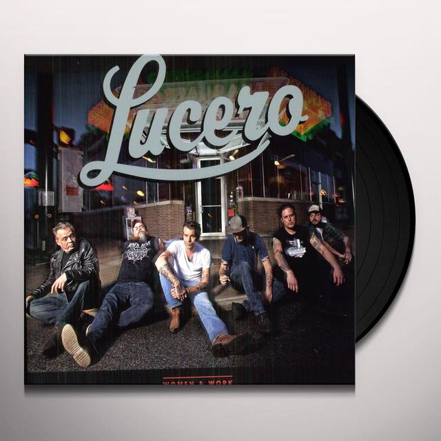 Lucero WOMEN & WORK Vinyl Record