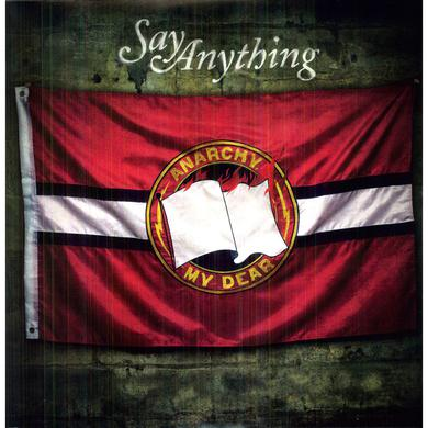 Say Anything ANARCHY MY DEAR Vinyl Record