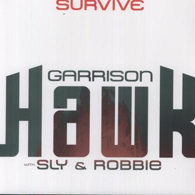 Garrison / Sly Hawk & Robbie SURVIVE Vinyl Record