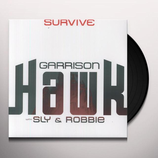 Garrison / Sly Hawk & Robbie SURVIVE Vinyl Record