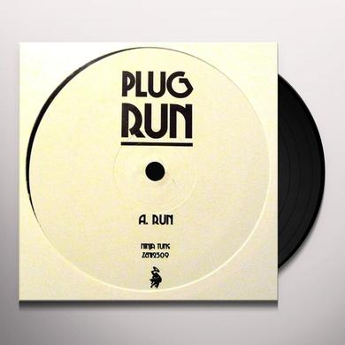 Plug RUN Vinyl Record