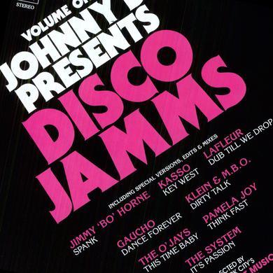 JOHNNY D PRESENTS DISCO JAMMS 1 / VARIOUS Vinyl Record