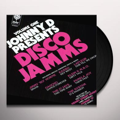 JOHNNY D PRESENTS DISCO JAMMS 1 / VARIOUS Vinyl Record