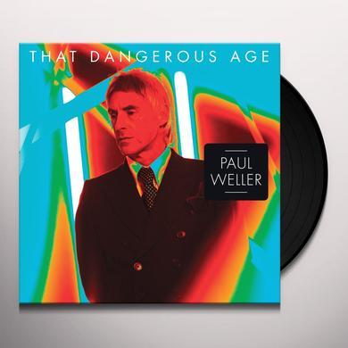 Paul Weller SONIK KICKS Vinyl Record - 180 Gram Pressing