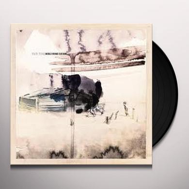 Yair Yona WORLD BEHIND CURTAINS Vinyl Record