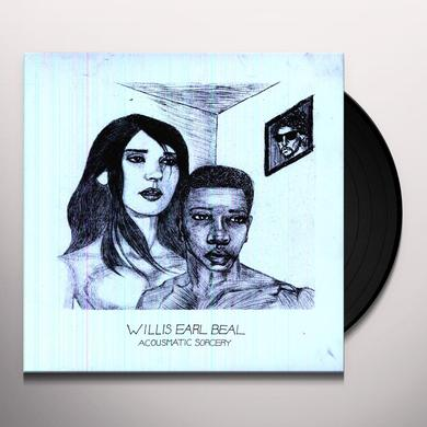 Willis Earl Beal ACOUSMATIC SORCERY Vinyl Record - Limited Edition