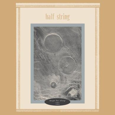 Half String MAPS FOR SLEEP Vinyl Record