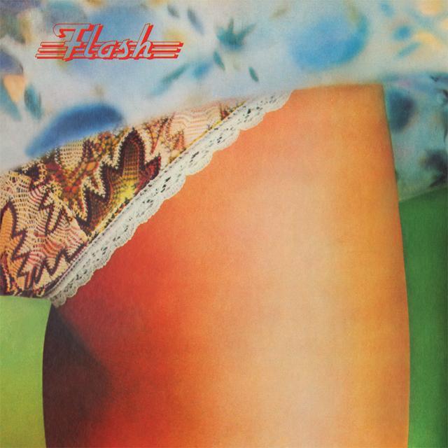 FLASH Vinyl Record - Limited Edition, 180 Gram Pressing