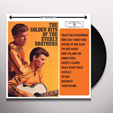 GOLDEN HITS OF THE EVERLY BROTHERS Vinyl Record
