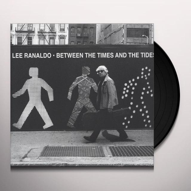 Lee Ranaldo BETWEEN THE TIMES AND THE TIDES Vinyl Record