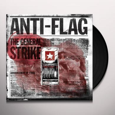 Anti-Flag THE GENERAL STRIKE Vinyl Record