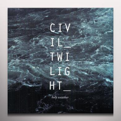 Civil Twilight HOLY WEATHER Vinyl Record - Clear Vinyl