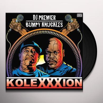 Dj Premier & Bumpy Knuckles KOLEXXXION Vinyl Record