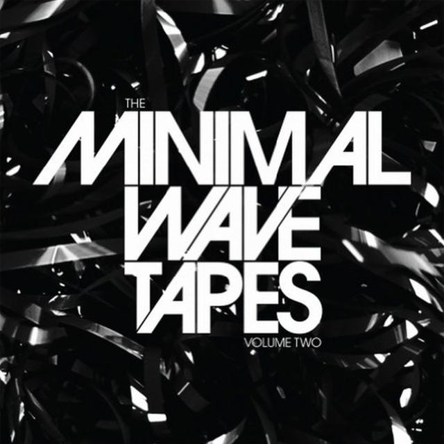 Minimal Wave Tapes TWO Vinyl Record