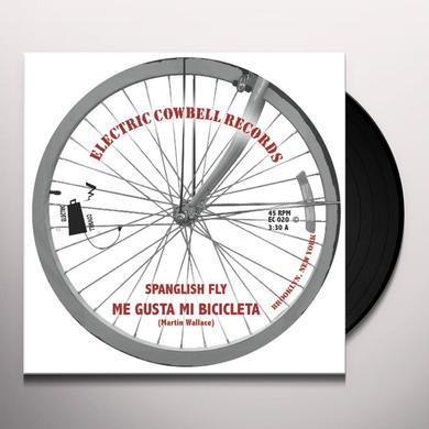Spanglish Fly ME GUSTA MI BICICLETA Vinyl Record