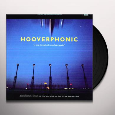 Hooverphonic NEW STEREOPHONIC SOUND SPECTACULAR Vinyl Record - Holland Import
