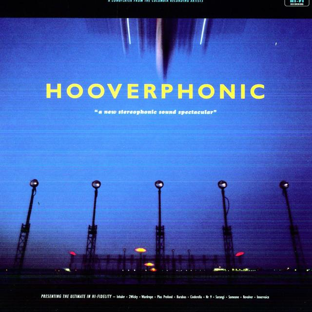 Hooverphonic NEW STEREOPHONIC SOUND SPECTACULAR Vinyl Record
