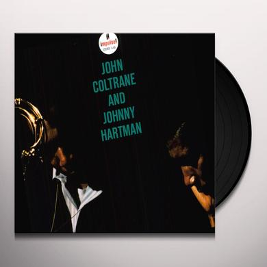 John Coltrane / Johnny Hartman JOHN COLTRANE & JOHNNY HARTMAN Vinyl Record - 180 Gram Pressing
