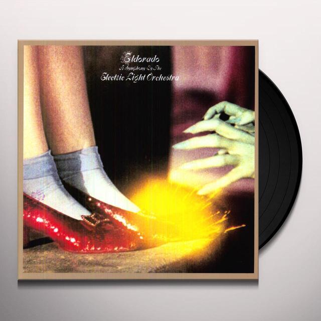 Elo ( Electric Light Orchestra ) ELDORADO Vinyl Record - Holland Import
