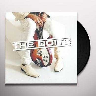 The Doits LOST LONELY & VICIOUS Vinyl Record