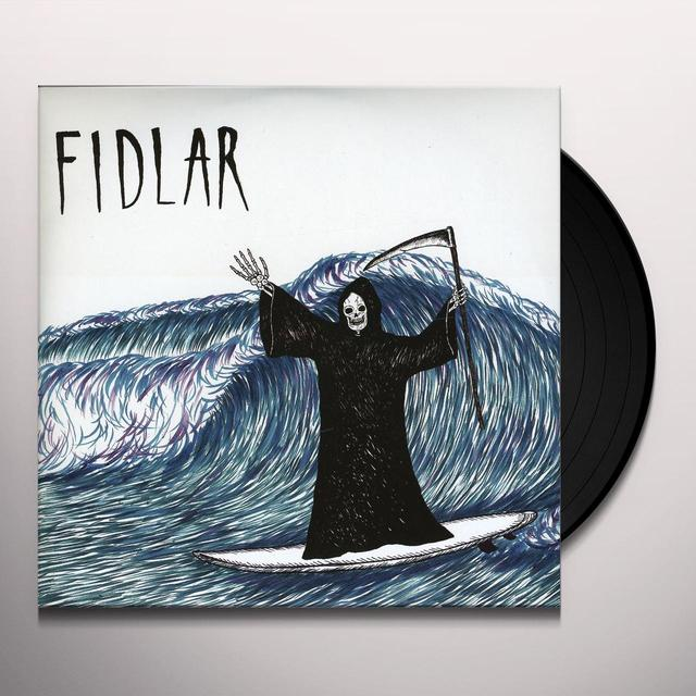 Fidlar NO WAVES / NO ASS Vinyl Record