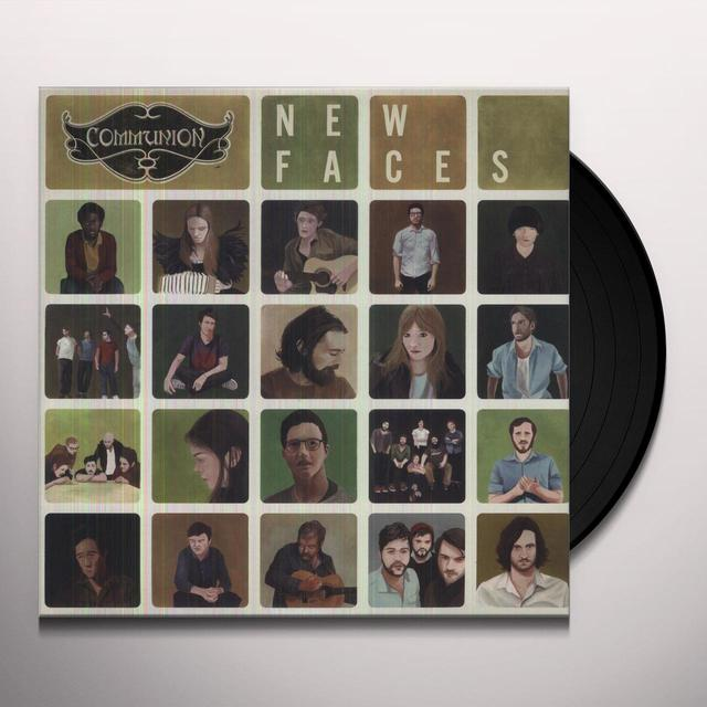 COMMUNION: NEW FACES / VARIOUS Vinyl Record