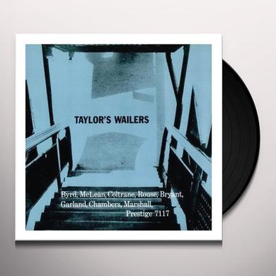 Art Taylor TAYLOR'S WAILERS Vinyl Record - 200 Gram Edition