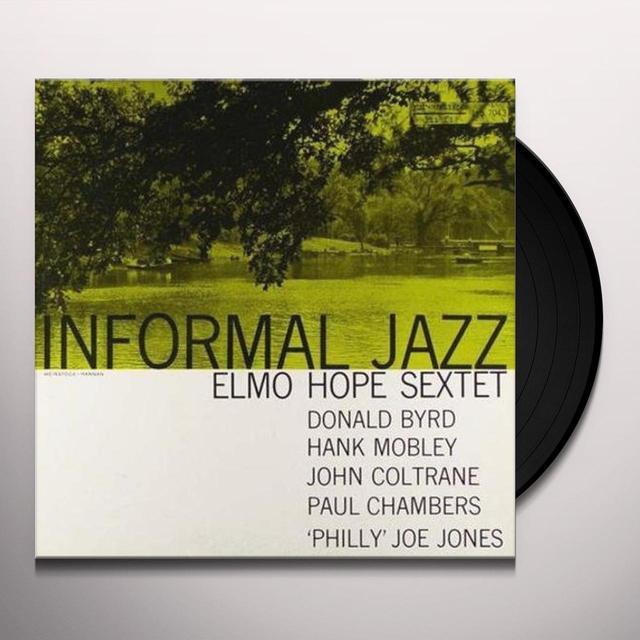 Elmo Hope INFORMAL JAZZ Vinyl Record - 200 Gram Edition