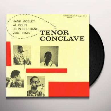 Hank Mobley / Al Cohn / John Coltrane / Sims Zoot TENOR CONCLAVE Vinyl Record