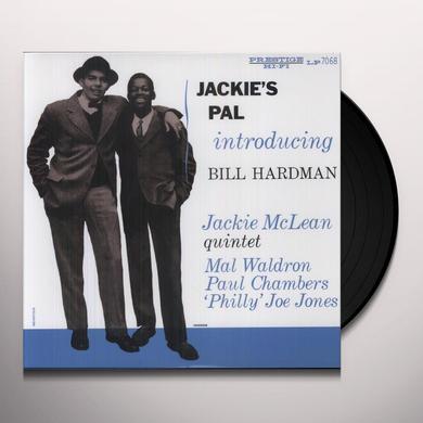Jackie Mclean / Bill Hardman JACKIE'S PAL Vinyl Record - 200 Gram Edition
