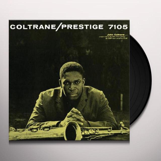 John Coltrane COLTRANE Vinyl Record - 200 Gram Edition
