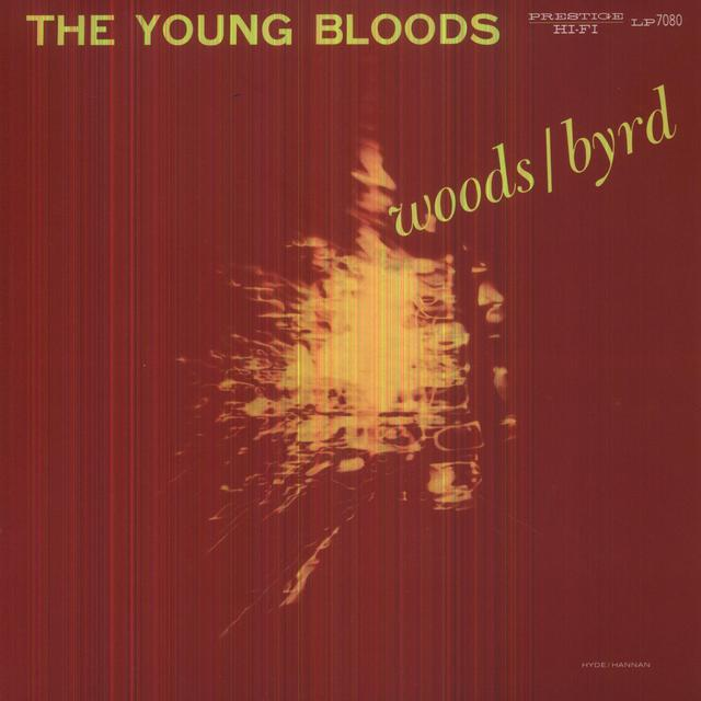 Phil Woods / Donald Byrd YOUNG BLOODS Vinyl Record
