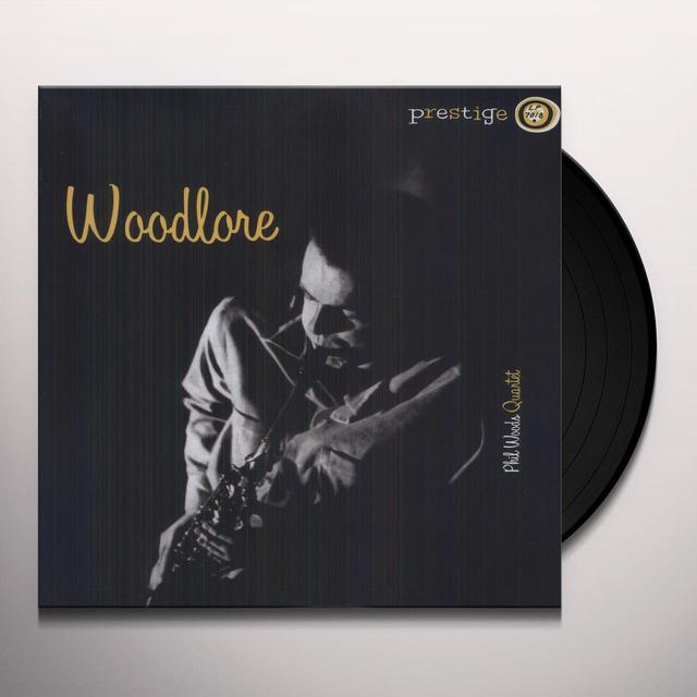 Phil Woods WOODLORE Vinyl Record - 200 Gram Edition
