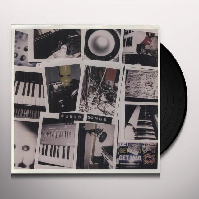 Rusko SONGS Vinyl Record