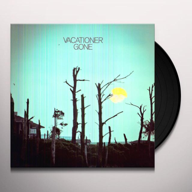 Vacationer GONE Vinyl Record