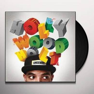 Hollywood Holt GREATEST HITS Vinyl Record