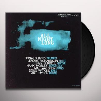 Prestige All Stars ALL NIGHT LONG Vinyl Record - 200 Gram Edition