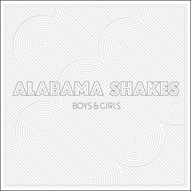 Alabama Shakes BOYS & GIRLS Vinyl Record