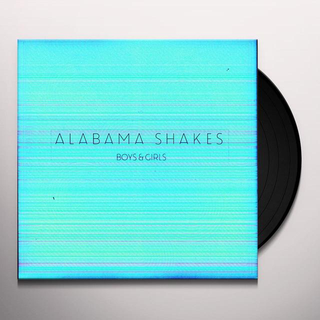 Alabama Shakes BOYS & GIRLS (BONUS TRACKS) Vinyl Record - Digital Download Included